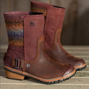 Sorel Slimshortie Waterproof Boot